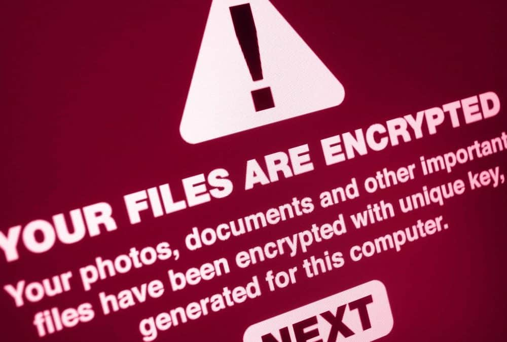 Ransomware in the last half of 2019.