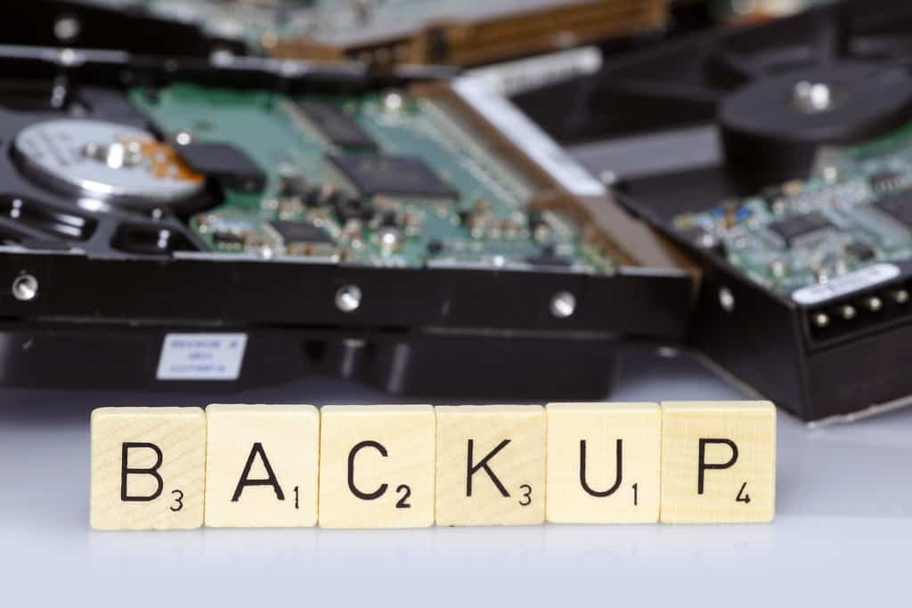 Email Services Backup