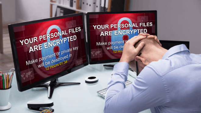 Protecting your business from a Ransomware attack