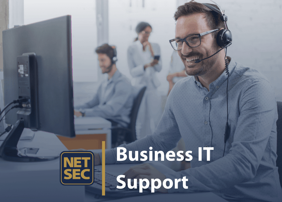 Business IT Support is changing