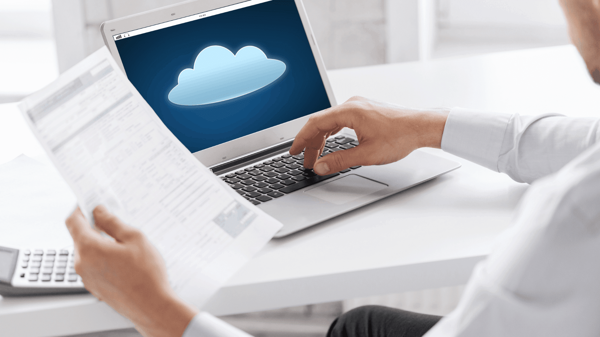 cloud backup solution for business