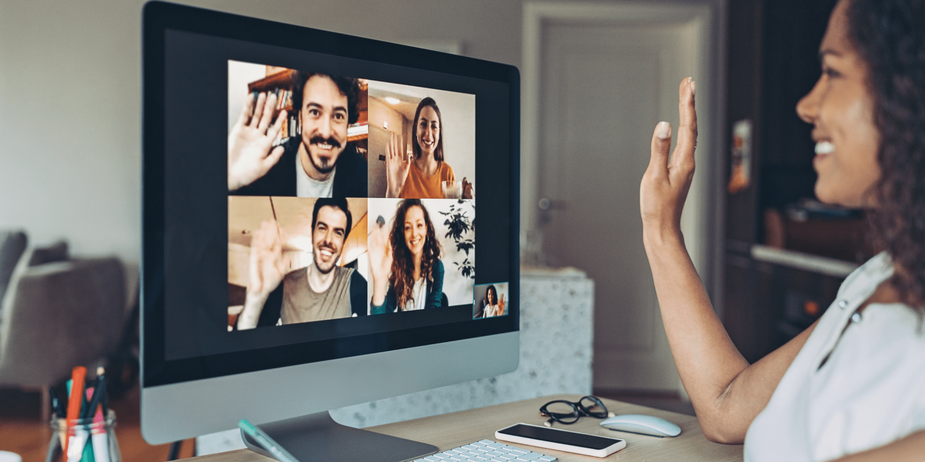 business technology for a remote team